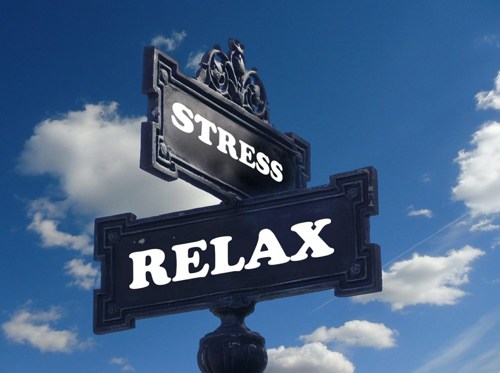 Relax o stress. Tu eliges.